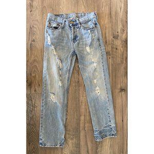 AMERICAN EAGLE Straight Fit Men's Jeans 26 x 28